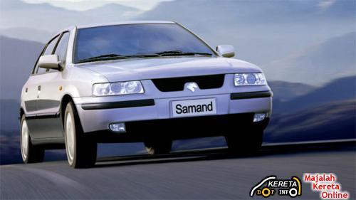 Khodro Samand 3
