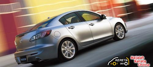 Kia Forte (Spectra) vs Mazda3