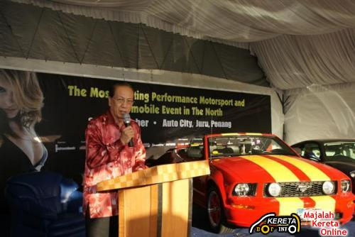 MALAYSIA AUTO SHOW & EXHIBITION - MEAN MACHINES 2008