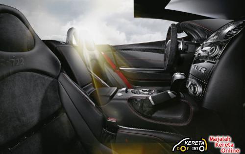 Mercedes-Benz SLR McLaren Roadster 722 3