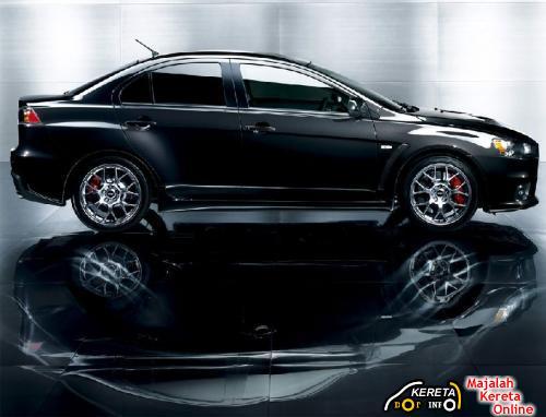 Mitsubishi Lancer EVO X GSR Premium Edition 1