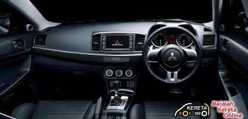Mitsubishi Lancer EVO X GSR Premium Edition 3