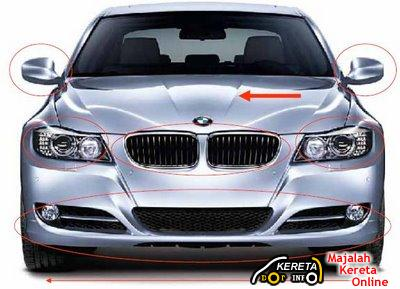 New BMW 3 Series 1