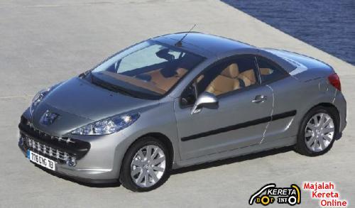 Peugeot 207cc 2