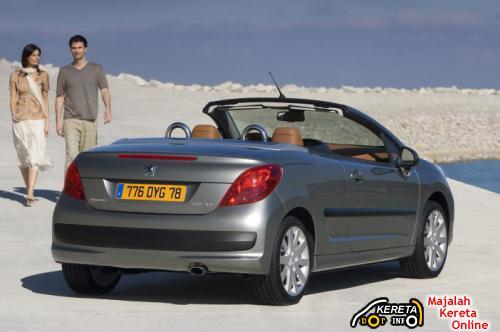 Peugeot 207cc 3