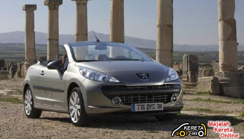 Peugeot 207cc 4