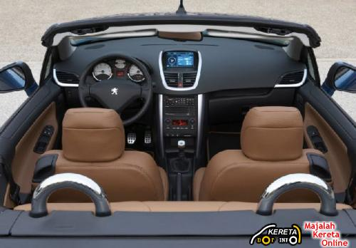 Peugeot 207cc 5