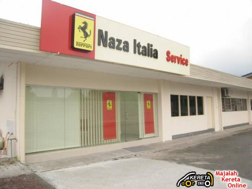 FERRARI CERTIFIED SPECIALISTS AVAILABLE IN MALAYSIA