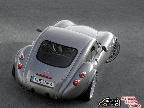 GERMAN CAR MAKER WIESMANN RELEASED ULTRA LIMITED EDITION MF3, MF4 & MF5 ROADSTER