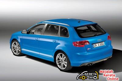 NEW AUDI S3, S3 SPORTBACK WITH S TRONIC TRANSMISSION TECHNOLOGY