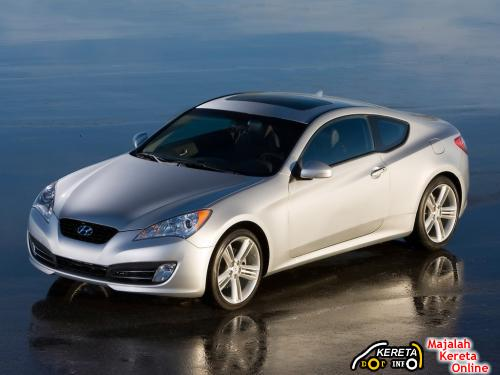 2010 HYUNDAI GENESIS COUPE - FUTURISTIC CAR, HIGH PERFORMANCE - Technical Specification