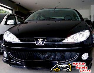 BRING BACK THE PEUGEOT EMBLEM TO NAZA 206! - SELLING CHEAPEST PEUGEOT EMBLEM LOGO FOR PEUGEOT 206