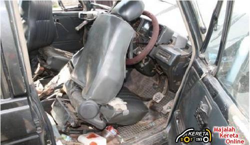Seat Belt Accident
