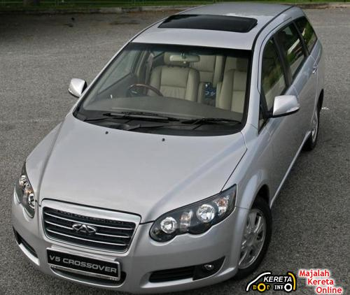CHERY EASTAR MPV / V5 CROSSOVER : REVIEW + FULL SPECIFICATION - WORTH FOR MONEY MPV