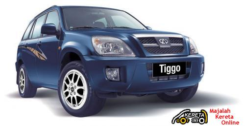 CHERY TIGGO PROMISES SPORTY HANDLING - PRICE FROM RM78,888 TO RM81,888