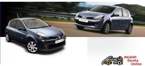 Renault Clio 3 1