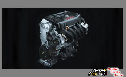 vvti engine