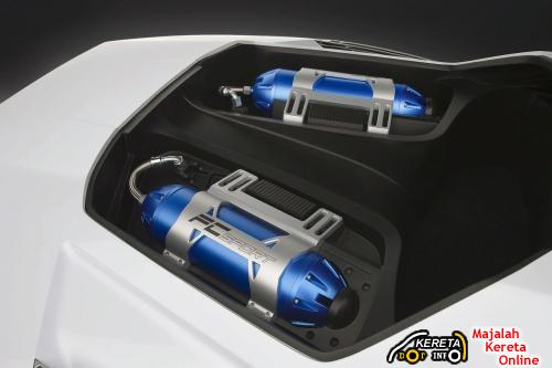honda fc sport design concept car fuel cells