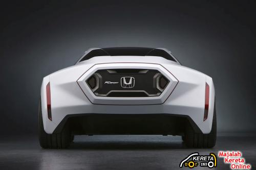 HONDA SPORTS CAR - FC Sport design - Honda hydrogen-powered