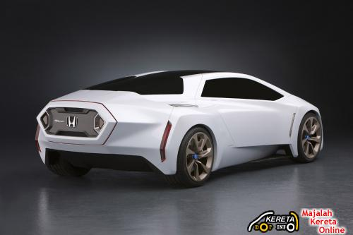honda fc sport design concept car smart