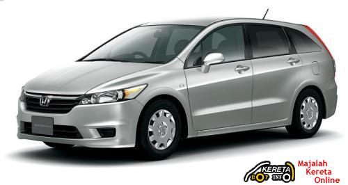 HONDA STREAM REVIEW - A STYLISH FAMILY CAR - HONDA MALAYSIA 1