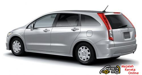 HONDA STREAM REVIEW - A STYLISH FAMILY CAR - HONDA MALAYSIA 3