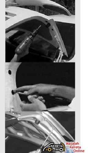 CAR SPOILERS - 11 STEPS HOW TO INSTALL YOUR OWN AFTERMAKET SPOILERS ON YOUR CAR - DIY