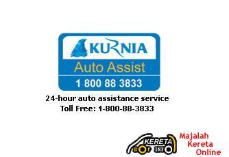 KURNIA AUTO INSURANS AUTO ASSIST FOR MALAYSIA CAR
