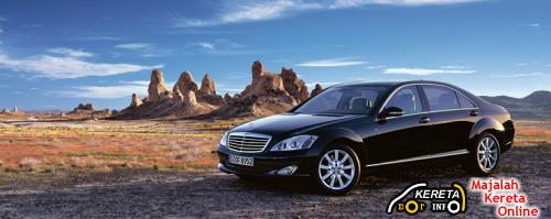 NEW MERCEDES BENZ S 500 L - S CLASS LAUNCHED IN MALAYSIA - FULL SPECIFICATION