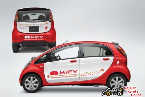MIEV - MITSUBISHI ELECTRIC CAR WILL BE AT IPTC KLMIEV - MITSUBISHI ELECTRIC CAR WILL BE AT IPTC KL
