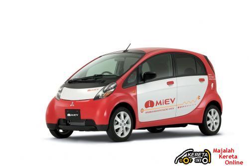Mitsubishi i MIEV coming to KL