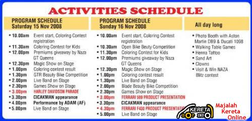 LETS GO TO NAZA CARNIVAL THIS WEEKEND!