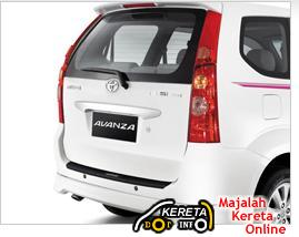NEW TOYOTA AVANZA DESIGN FACELIFTED NOW AVAILABLE IN MALAYSIA - See the difference