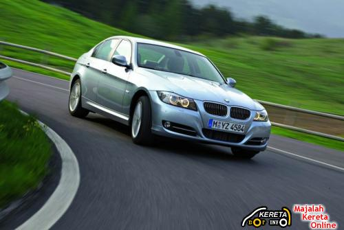 NEW BMW 3 SERIES FACELIFTED LAUNCHED IN MALAYSIA