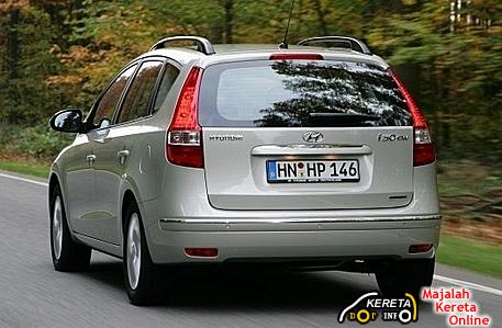 NEW HYUNDAI i30 CW released in SOUTH KOREA - THE HYUNDAI I30 DETAILS SPECIFICATION