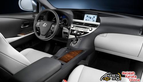 NEW LEXUS RX 450H HYBRID REVEALED - FACTS ABOUT LEXUS