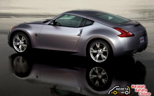 NEW NISSAN 370Z UNVEILED - AS 350Z FAIRLADY REPLACEMENT