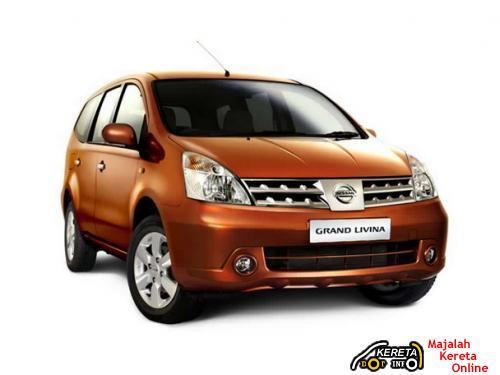Nissan Grand Livina 1
