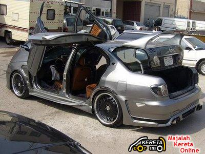 nissan maxima modified bmw 7 series