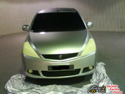 proton mpv clay model picture 2009