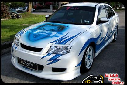 NITRO DESIGN BODY KITS CAR RESTYLING AND PAINT JOB AIR BRUSHING