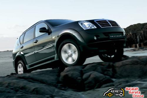SSANGYONG REXTON R-LINE BY PROJECT KAHN - CAR REVIEW AND SPECS