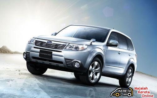 ALL NEW SUBARU FORESTER 2.5 XT TURBO AT - SPECIFICATION - PRICE - DETAILS
