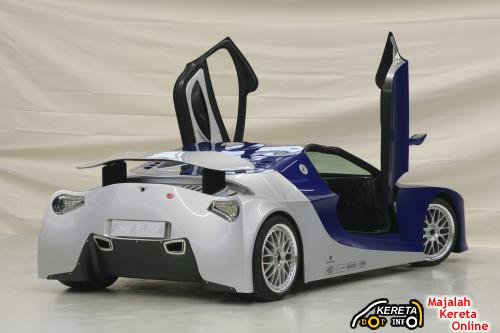 WORLD's FASTEST CAR - FASTER ONE BY WEBER SPORTSCARS - 0-100KMH IN 2.5 SECONDS - TOP SPEED 420KMH 900BHP!