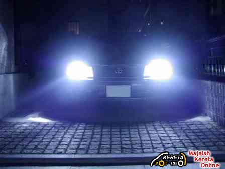 HID XENON HEAD LIGHTS / LAMPS (Highly Intensive Discharge) ? HOW IT WORKS? illegal? Advantages - features - specifications