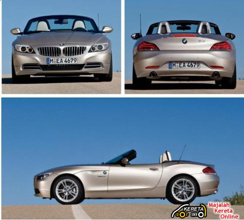 OFFICIAL 2010 NEW BMW Z4