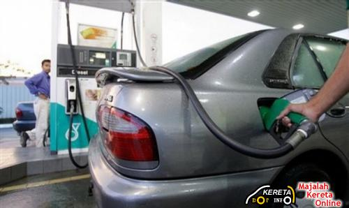 ANOTHER DROP IN PETROL PRICE SOON > RM1.80 / LITRE