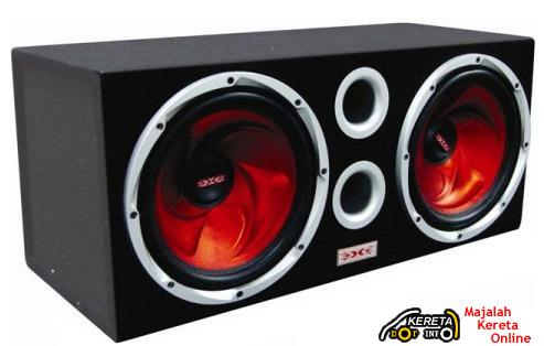CAR AUDIO SYSTEM - COMPONENTS : HEAD UNIT, SUBWOOFER, AMPLIFIER, SPEAKERS - SIngle/double DIN?