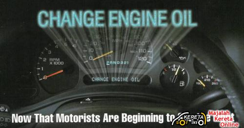 Change Engine Oil