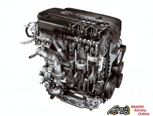 2009 Mazda 3 Engine